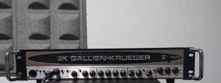 Cabezal para bajo Gallien-Krueger 1001-RB II
