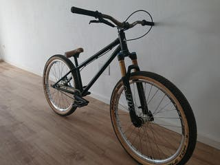 Bici pumptrack