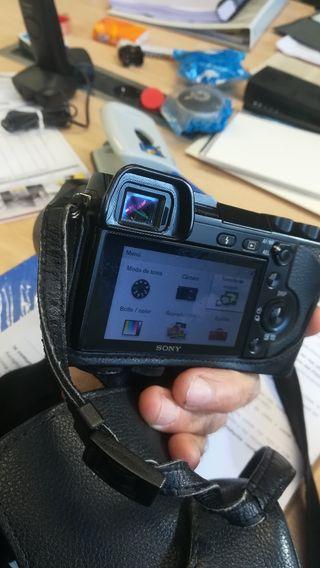 Camara fotografica Sony Nex7 Evil