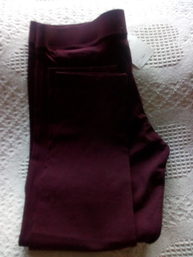 leggins color chocolate