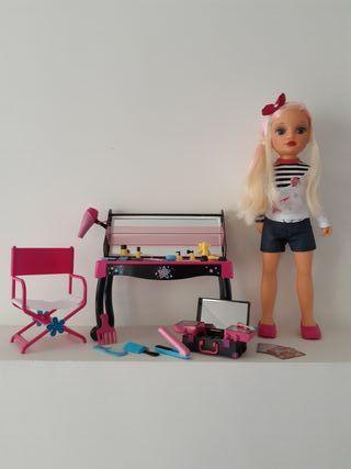 Muñeca Nancy camerino de estrellas
