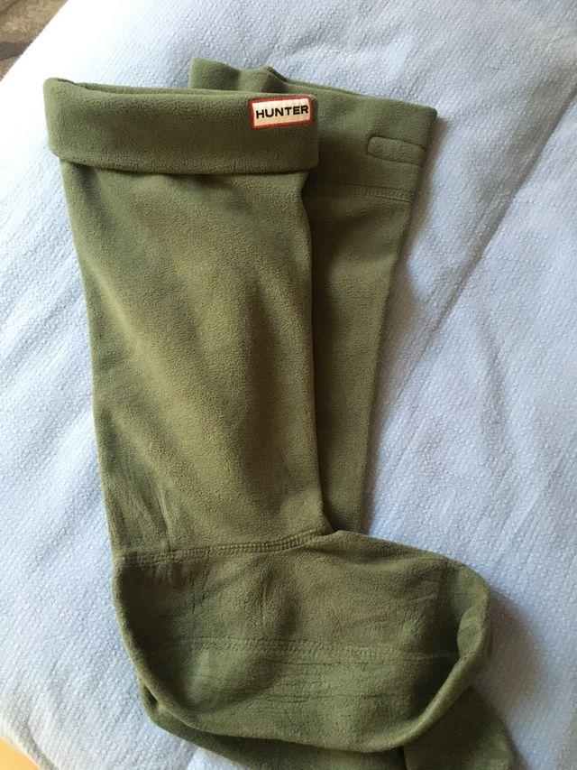 Calcetines Hunter verdes