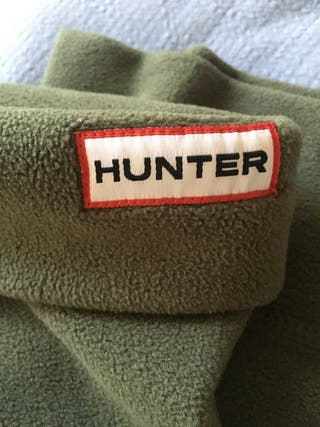 Calcetines Hunter verdes
