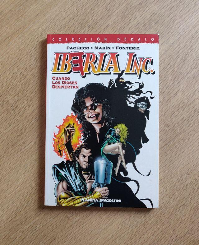 Iberia Inc. de Marín y Pacheco