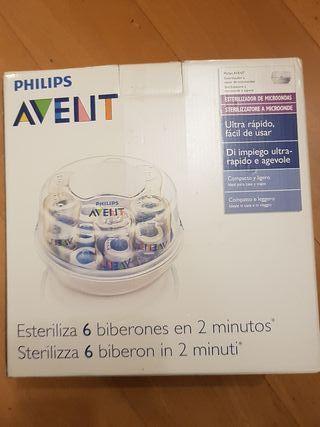 Esterilizador de biberones-AVENT (Philips)