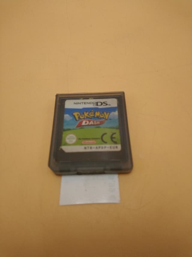 POKÉMON DASH DS