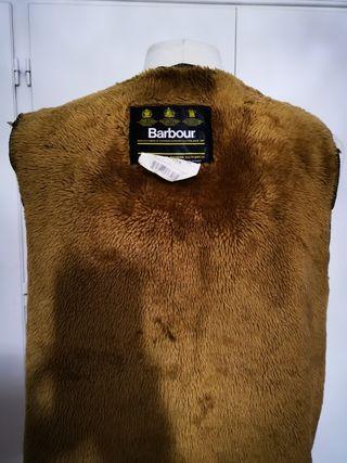 chaleco Barbour original