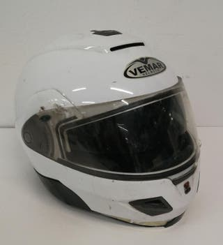 Casco Moto Semi-Integral Vemar
