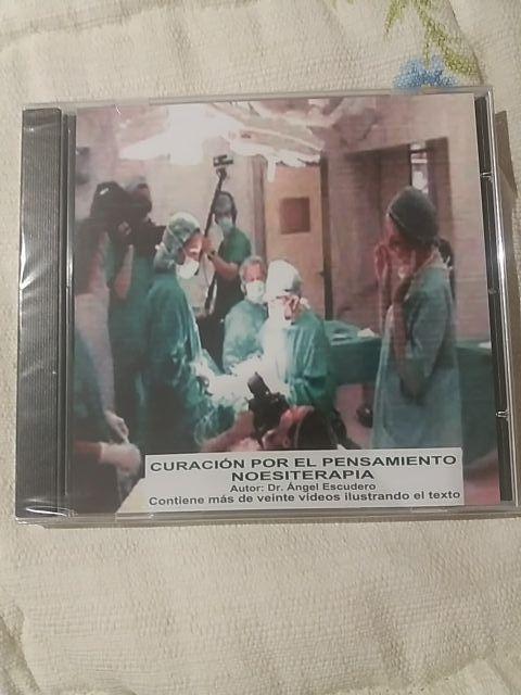 CD Curación por el Pensamiento Noesiterapia