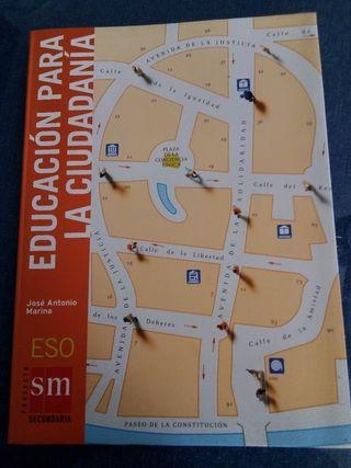 libro ciudadanía ESO