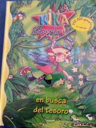 libro kika
