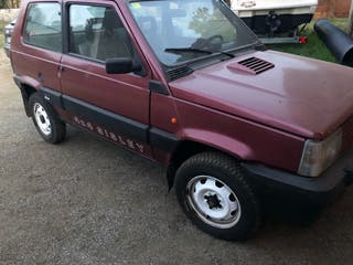 Fiat Panda Sisley 4x4 1990