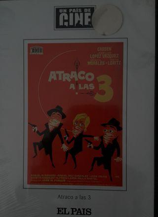 Atraco a las tres. Jose Maria Forqué.1962.DVD