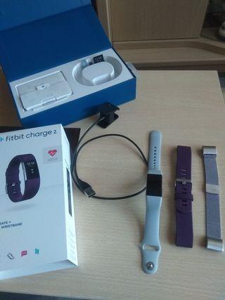 Fitbit charge 2 con correas de regalo