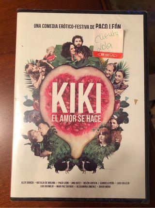 DVD Película 'Kiki', de Paco León