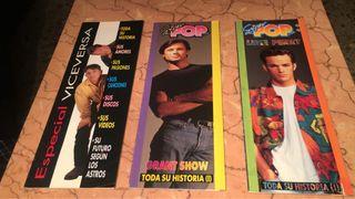 Libritos especiales de súper pop