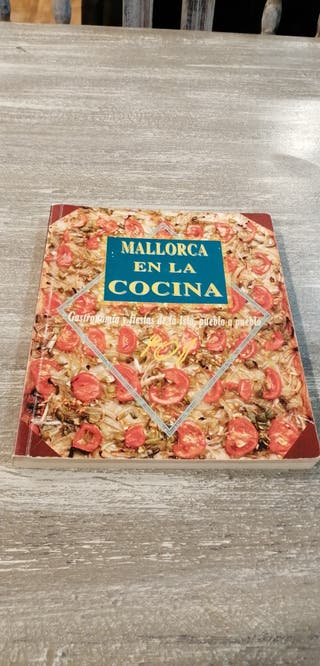 Mallorca en la cocina