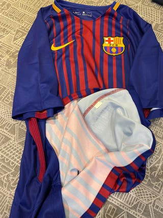 Camiseta SECCION match worn barça