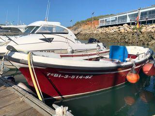 Barco de pesca Gaviota 500