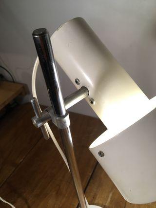 Flexo lámpara vintage foco de los 70