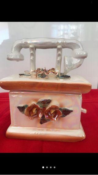 Caja cerámica teléfono