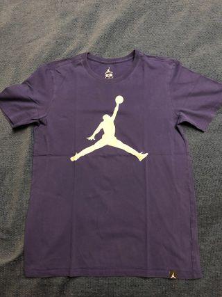 2 camisetas Jordan