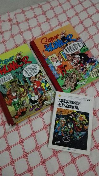 Mortadelo y Filemón Super Humor