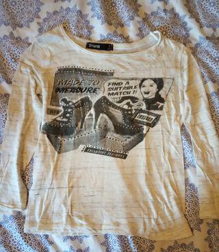 camiseta mujer shana