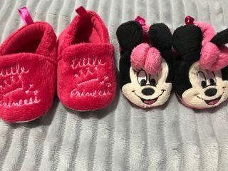 PACK! Zapatillas bebé