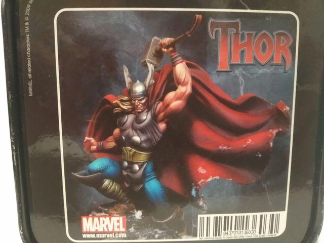 Thor Knight Models Marvel 70mm descatalogado