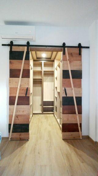 Puertas de paso, armarios, cocinas