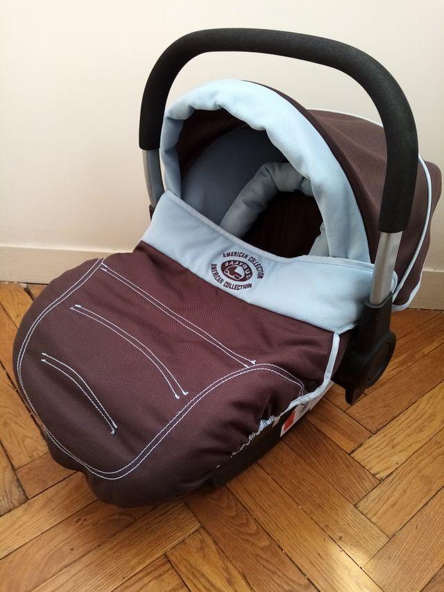 Babybus - Siège auto coque bébé naissance à 12 kg