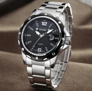 Reloj de pulsera Acero Inoxidable Hombre
