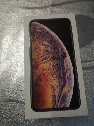 móvil iPhone XS MAX ORO, 64 GB
