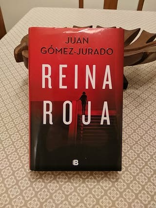 "Libro:""Reina Roja"""