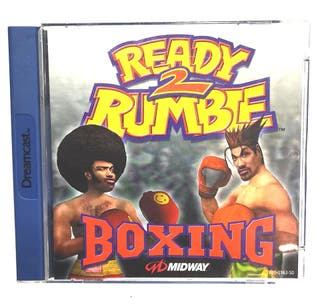 JUEGO DREAMCAST READY RUMBLE 2