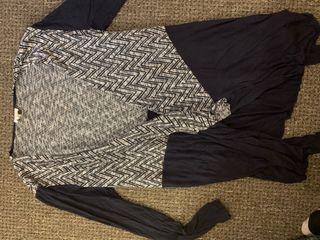 Ladies cardigan size xxxl