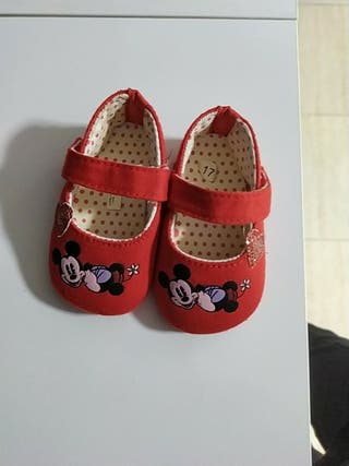 zapatos disney baby