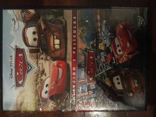 peliculas Cars y Cars 2