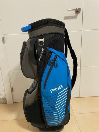 Bolsa palos golf de carro Ping