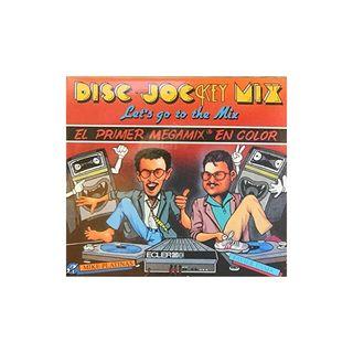 Disc Jockey Mix 1 Vinilo Lp