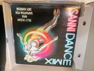Sanni Dance mix Disco de vinilo Lp