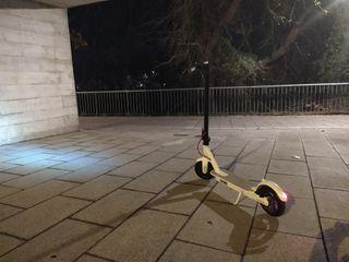 vendo patinete electrico usado dos dias