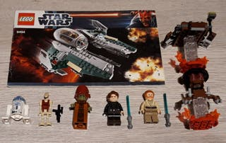 Lego 9494 Anakin's Jedi Interceptor Star Wars