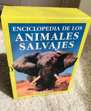 Enciclopedia Animales Salvajes