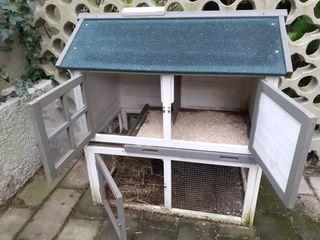 caseta de conejo