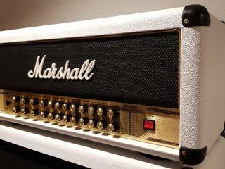 Amplificador Guitarra Marshall Valvestate AVT 2000