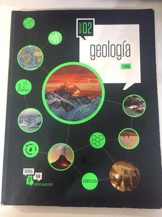 GEOLOGIA 2 BACHILLERATO