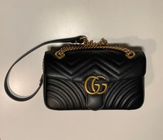 Bolso Gucci Marmont negro