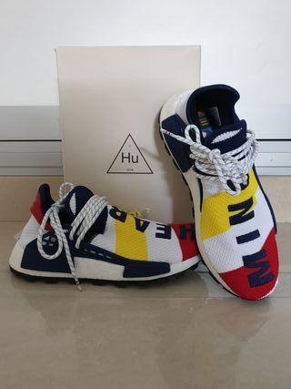 Adidas NMD HU BBC heart and mind. ESCUCHO OFERTAS
